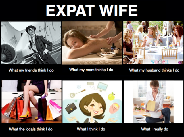 Expat Wife