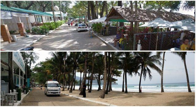 Photo: Google Street View (top), Maciek Klimowicz (bottom)