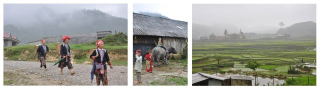 Trekking - Mat Cha and Taphin Village