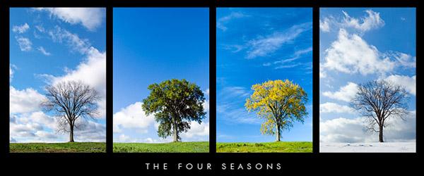 01. Four seasons