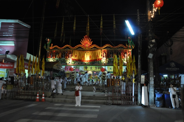 Cherngtalay shrine