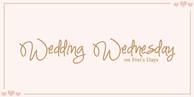 WeddingWednesdays