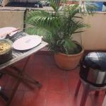 03. Set-up outside